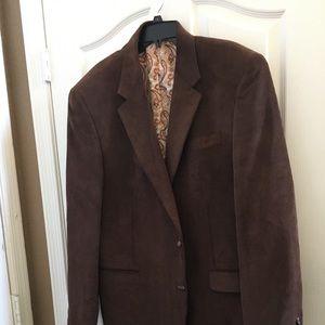 Men's Alan flusser sport jacket 46l